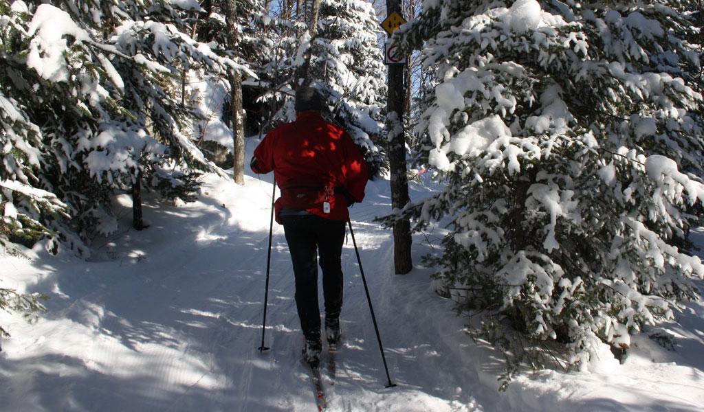 ski de fond val-david val-morin